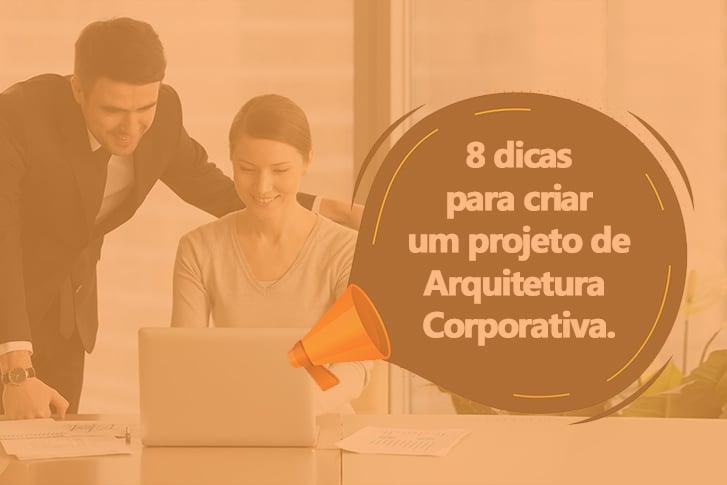 projeto de arquitetura corporativa